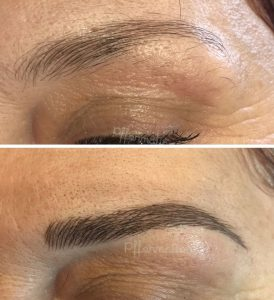 Formation maquillage Microblading