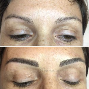 Maquillage Microblading